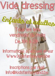 vide dressing français